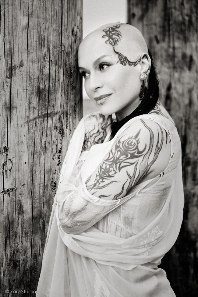 татуировки Наргиз Закировой