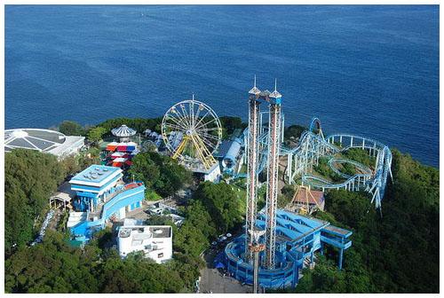 Оушен Парк / Аквапарк / Ocean Park / Гонконг