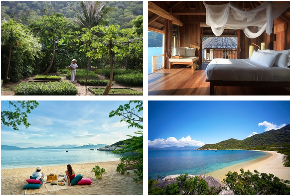 Туры в отель Six Senses Ninh Van Bay 5*