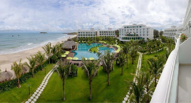 отель Sailing Bay Beach Resort 4*