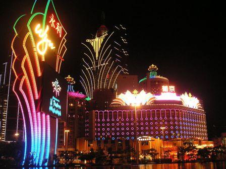 Макао — мировая столица азарта или азиатский Лас