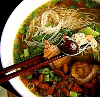 Краткий словарь китайских блюд