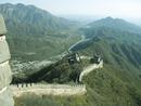 Великая китайская стена с высоты