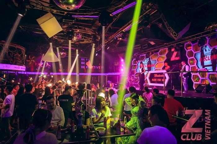 ночной клуб вьетнам